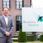 Peter Visch nieuwe bestuurder Revalidatie Friesland